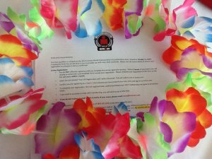 lei and letter